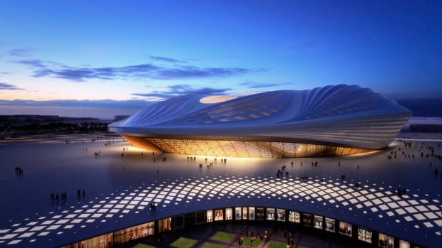 2022 World Cup in Qatar to be held in winter IMAGE