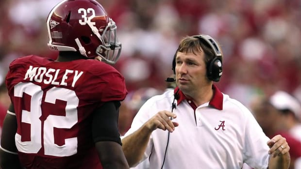 Report: Kirby Smart to be named Georgia's new head coach--IMAGE