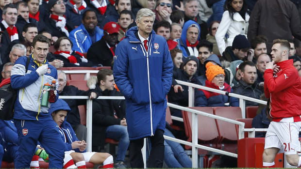 Ivan Gazidis: It will be a challenge when we have to replace Arsène Wenger  - Image