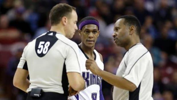 Sacramento Kings G Rajon Rondo responds to report of anti-gay slurs--IMAGE