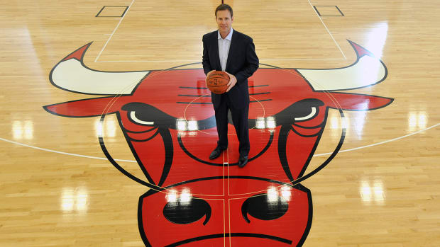 Chicago Bulls head coach Fred Hoiberg talks his transition to NBA IMG