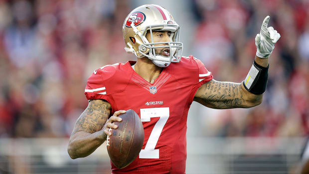 Is Colin Kaepernick on his way out of San Francisco?-image