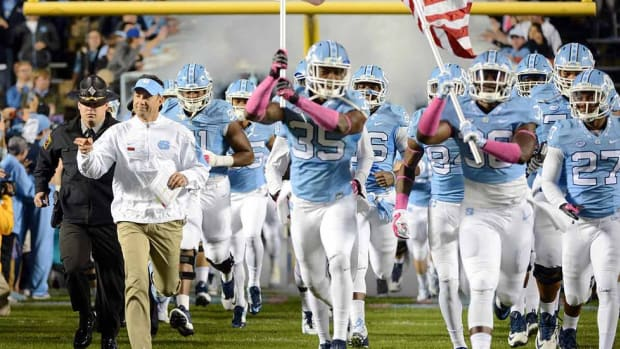 With improved team building, leadership and chemistry, North Carolina has surged to the top of the ACC