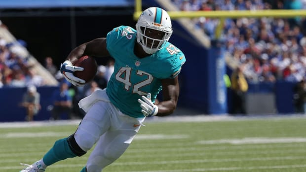 dolphins charles clay transition tag