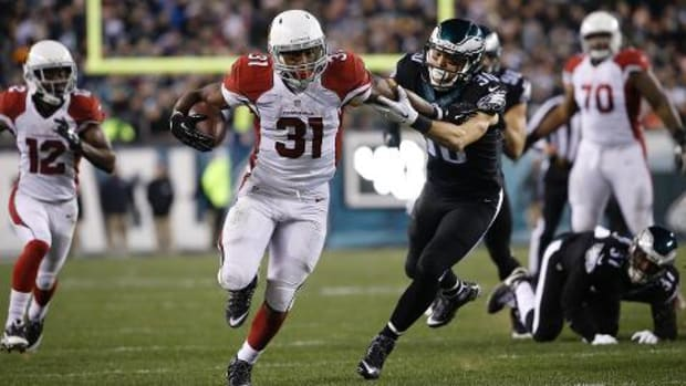 Cardinals beat Eagles 40-17, clinch NFC West - IMAGE