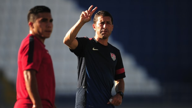 tab ramos us under-20 men's national team