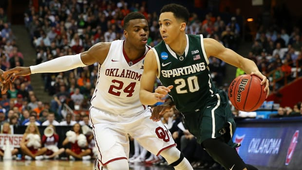 Michigan State Spartans meet the Duke Blue Devils in Final Four IMG