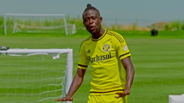 Watch MLS players try FIFA's skills challenges in real life - IMAGE