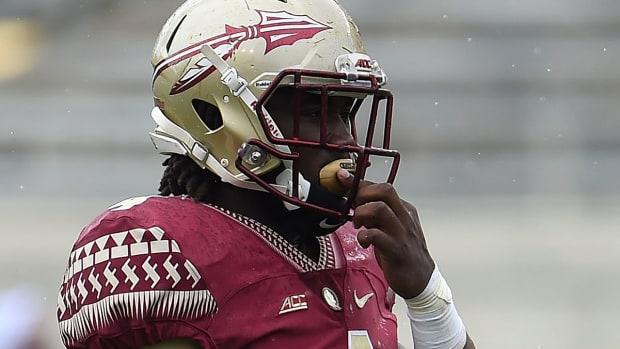 Florida State suspends RB Dalvin Cook indefinitely--IMAGE