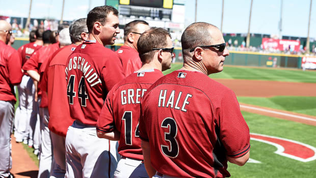 Diamondbacks manager Chip Hale: How to bounce back from worst record in MLB last season-image