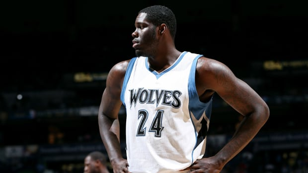 Report: Timberwolves, Anthony Bennett working on buyout -- IMAGE