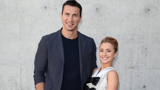 Wladimir Klitschko goes toe-to-toe with a Hayden Panettiere quiz-image