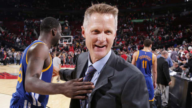 Steve Kerr forencich