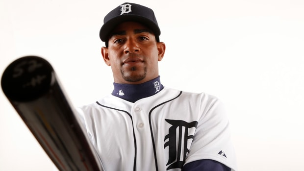Yoenis Cespedes: 'I would like to be in a Tigers uniform for many years' IMAGE