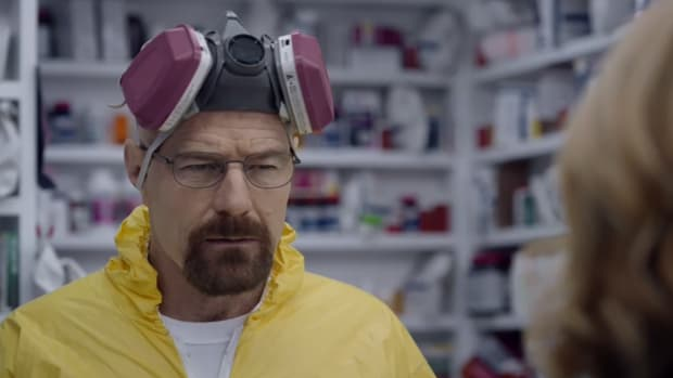 Walter White lives on in Esurance Super Bowl commercial IMAGE