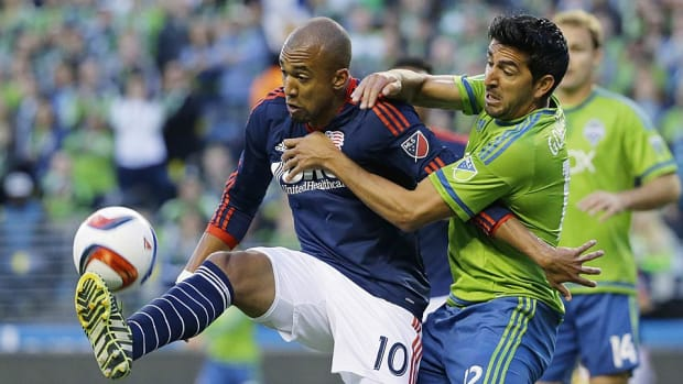 Sounders vs. Revolution