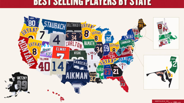 mitchell ness throwback jersey sales map
