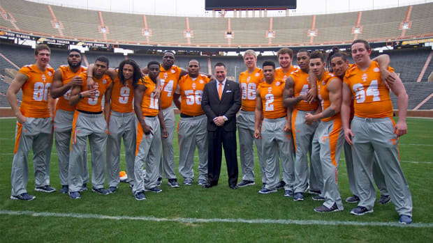Tennessee investigated for handling of sexual violence complaints--IMAGE