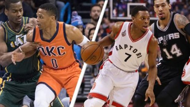 NBA Power Rankings: Thunder, Raptors jump into top 5 - IMAGE