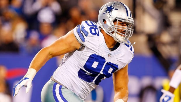 Unsung Hero for Week 1: Tyrone Crawford IMAGE
