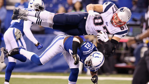 Audibles Podcast: Can Colts topple Patriots? IMG