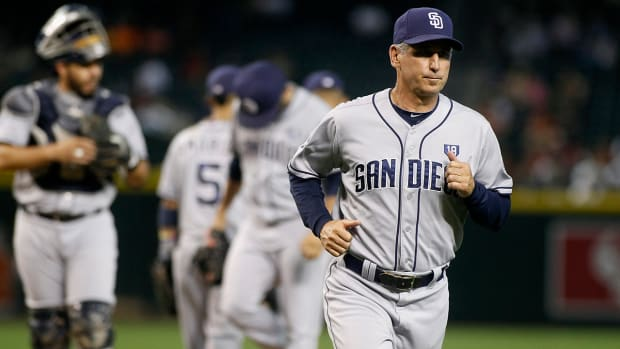 San Diego Padres fire manager Bud Black IMAGE