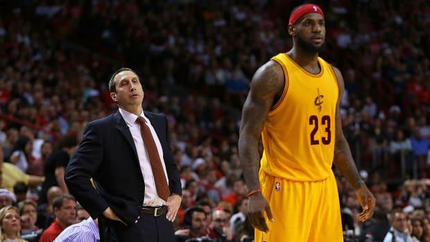 Kenny Smith: Grading David Blatt's job coaching LeBron and the Cavs - Image