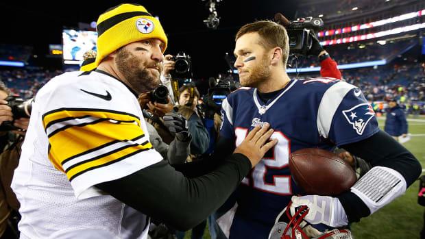 Ben Roethlisberger not 'surprised at all' Tom Brady won ruling - IMAGE