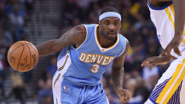 nuggets ty lawson arrested dui