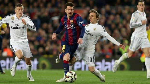 Messi Tactics