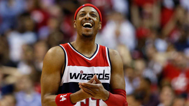 Report: Clippers, Paul Pierce agree to three-year deal IMAGE