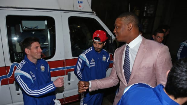 lionel messi kevin seraphin wizards pacers