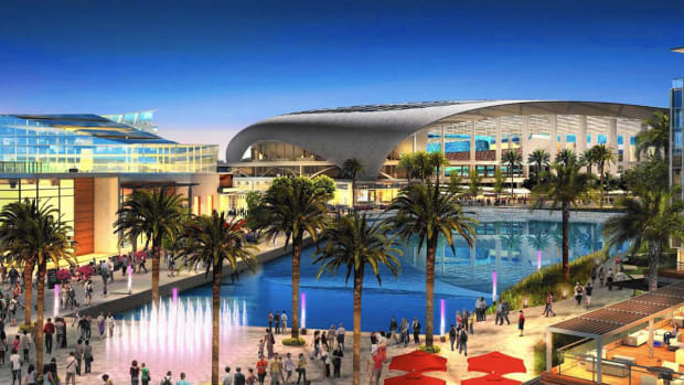 Would LA fans welcome the St. Louis Rams? - Image