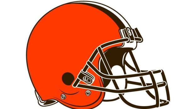 browns new logo andrew hawkins