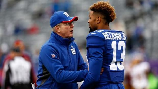 MMQB Extra: Coughlin should have taken out OBJ IMAGE