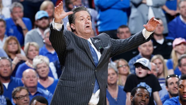 Should Kentucky coach John Calipari be in 'best ever' conversation?-image