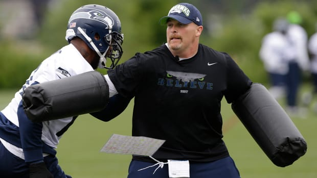 Report: Seahawks' Dan Quinn is favorite to become Jets head coach - image