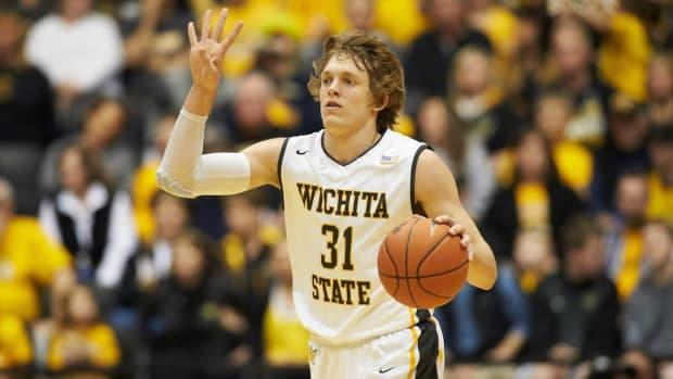 Fast Breaks: (7) Wichita State vs. (10) Indiana IMAGE