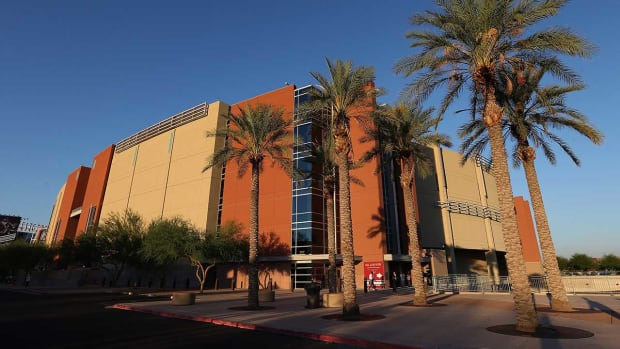 Arizona Coyotes arena lease terminated by Glendale city council IMAGE