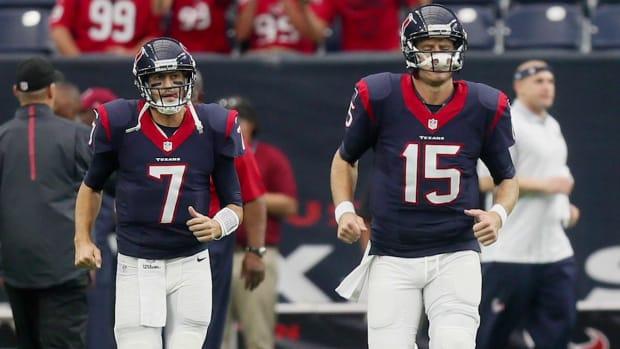 Texans name Brian Hoyer starting QB for Week 6 vs. Jaguars  -- IMAGE