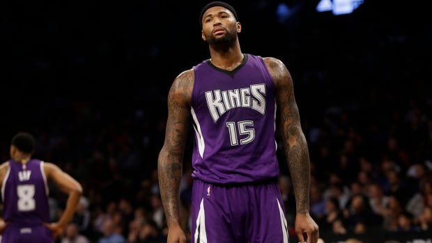 DeMarcus Cousins on Charles Barkley: 'I don't really respect the guy' - image