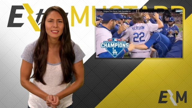 Mustard Minute: Los Angeles Dodgers are 'National League Champions' IMG