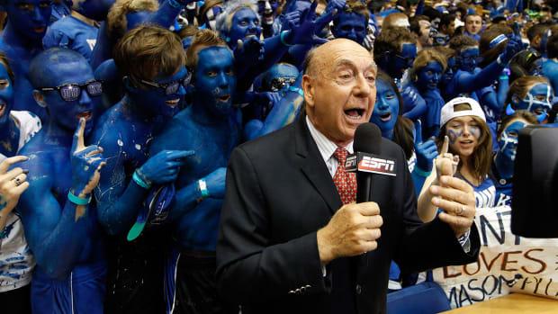 ESPN pulls Dick Vitale for Duke-UNC game