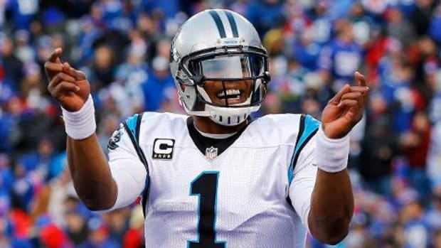On the Numbers: Cam Newton joins elite company in Week 15 - IMAGE