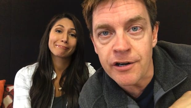 Mustard Minute Selfie Interview: Comedian Jim Breuer talks Mets, Cubs curses and more IMG
