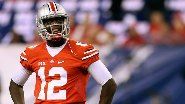 Ohio State QB Cardale Jones to stay in school IMAGE