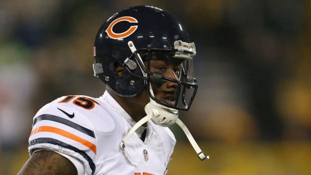 bears brandon marshall unsure future chicago
