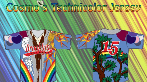 Seinfeld night Technicolor dreamcoat jerseys