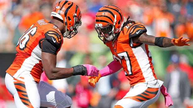 Boomer: Bengals' defense will overpower Johnny Manziel IMAGE