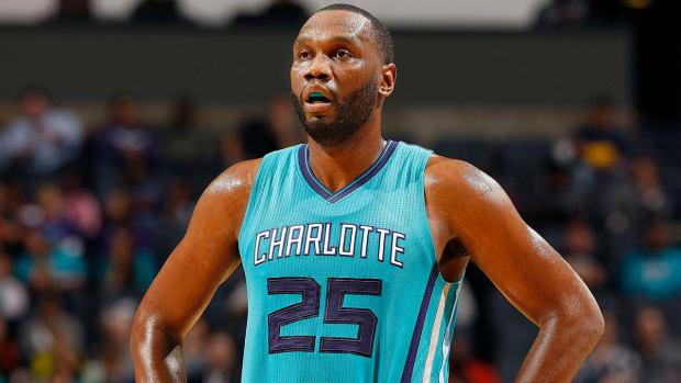 Hornets Al Jefferson suspended five games for violating drug policy IMAGE